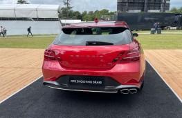 Goodwood Festival of Speed, 2021, Genesis G70 Shooting Brake, rear
