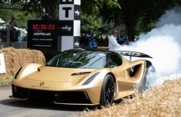 Goodwood Festival of Speed, 2021, Lotus Evija