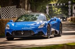 Goodwood Festival of Speed, 2021, Maserati MC20
