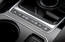 Jaguar F-Pace S, interior detail