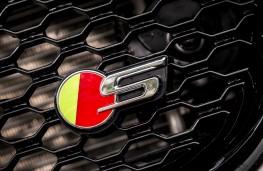 Jaguar F-Pace S, badging
