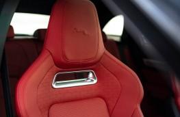 Jaguar F-PACE, 2021, seats