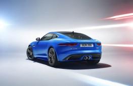 Jaguar F-TYPE British Design Edition, rear