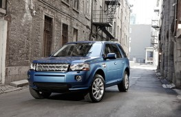 Land Rover Freelander 2013, front, static