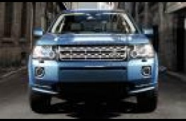 Land Rover Freelander 2013, upright