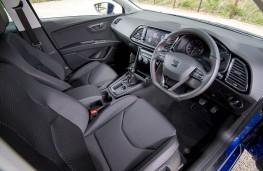 SEAT Leon FR, 2017, interior