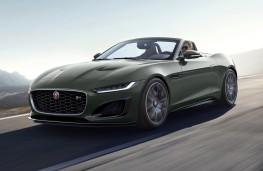 Jaguar F-Type Heritage 60 Edition, 2020, roadster