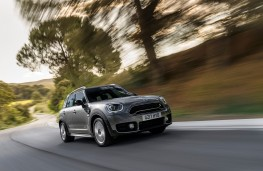 MINI Countryman Cooper S E ALL4, 2017, front