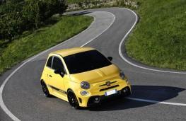 Abarth 595C Turismo, front
