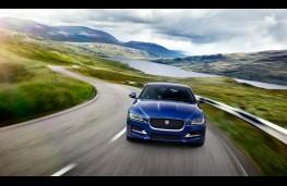 Jaguar XE R-Sport, front