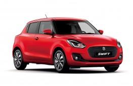 Suzuki Swift, 2017, front