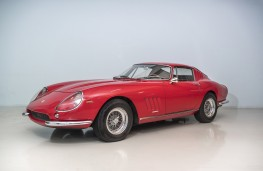 Ferrari 275 GTB/4, first prototype, 1966