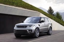 Range Rover Sport, 2017, front