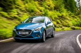 Mazda2, Epic Drive Azores, 2017, front, action
