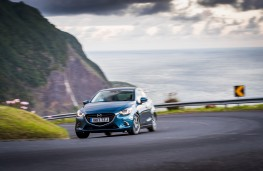Mazda2, Epic Drive Azores, 2017, front, cornering