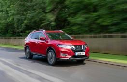 Nissan X-Trail, dynamic