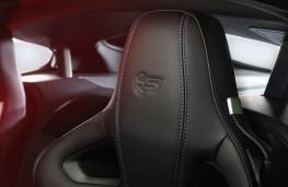 Jaguar F-TYPE British Design Edition, seat