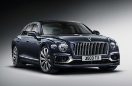 Bentley Flying Spur, 2019, front