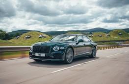 Bentley Flying Spur Hybrid, 2021, front