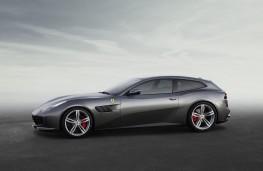 Ferrari GTC4Lusso, profile