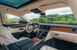 Bentley Flying Spur Hybrid, 2021, interior