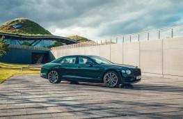 Bentley Flying Spur Hybrid, 2021, side