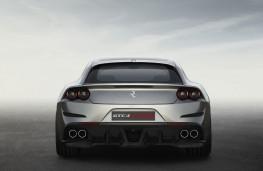 Ferrari GTC4Lusso, tail