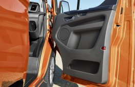 Ford Transit Custom, 2018, door