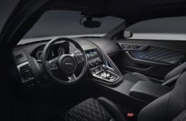 Jaguar F-Type, 2017, interior