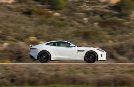 Jaguar F-Type, side