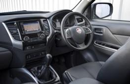 Fiat Fullback, interior