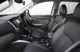 Fiat Fullback Cross, interior