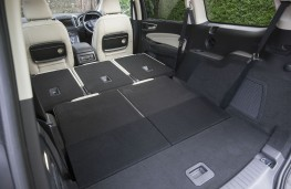 Ford Galaxy 2015, boot, maximum