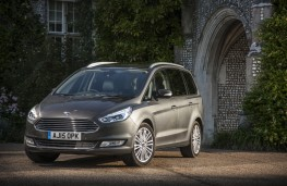 Ford Galaxy 2015, front, static