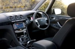 Ford Galaxy, interior