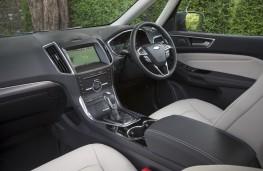 Ford Galaxy 2015, interior