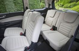 Ford Galaxy 2015, seats