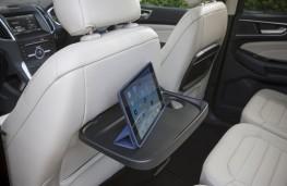 Ford Galaxy 2015, seat tray