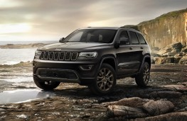 Jeep, Grand Cherokee, 75th anniversary limited edition