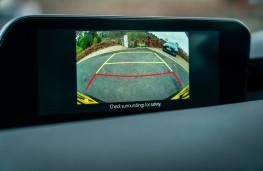 Mazda3, 2019, camera display
