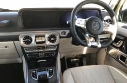 Mercedes-AMG G-Class, interior