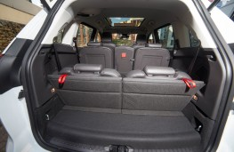 Ford Grand C-MAX, seats