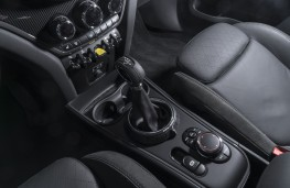MINI Countryman Cooper S E ALL4, 2017, gear lever