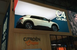 Citroen C4 Cactus, 2018, Geneva