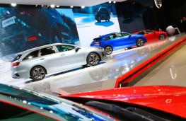 Kia Ceed Sportswagon, 2018, reveal