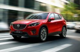 Mazda CX-5, Geneva Motor Show
