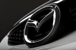 Mazda badge, 2021