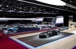 Geneva Motor Show, 2020, empty halls