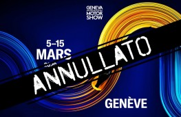 Geneva Motor Show, 2020, cancelled poster