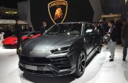 Lamborghini Urus, 2018, Geneva